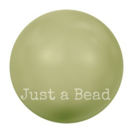 5810 10 mm Crystal light green pearl (001 293)