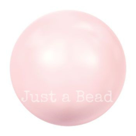 5810 6 mm Crystal rosaline pearl (001 294)