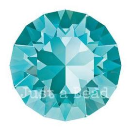1088 Xirius Chaton puntsteen 6,10 mm / SS 29 Light turquoise F (263)