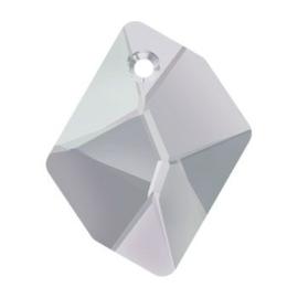 6680 Cosmic Pendant  40 x 32 mm crystal golden shadow (001 GSHA)