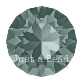 1028 Xilion Chaton puntsteen 1,5 mm / PP 9 Black Diamond F (215)