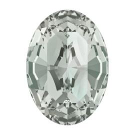 4128 Fancy Stone 14 x 10 mm Black diamond F (215)