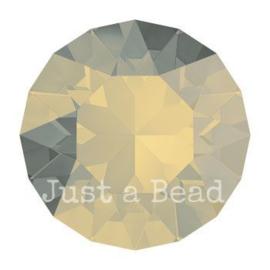2028 plaksteen 6,5 mm / SS 30 sand opal F (287)