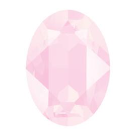 4120 Fancy Stone 14 x 10 mm Crystal powder rose  (001 PROS)