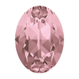 4120 Fancy Stone 18 x 13 mm Crystal Antique Pink F (001 ANTP)