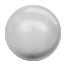 5810 6 mm Crystal light grey pearl (001 616)