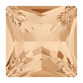 4447 Fancy Stone 10 x 10 mm Crystal Golden Shadow F (001 GSHA)