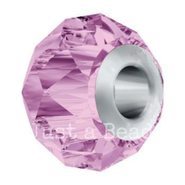 5940 BeCharmed Briolette Bead 14 mm Light amethyst (212)