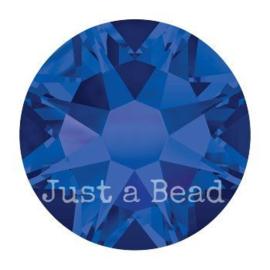2028 plaksteen 4,8 mm / SS 20 Crystal Meridian Blue F (001 MBL)