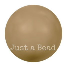 5818 6 mm Crystal antique brass pearl  (001 402)