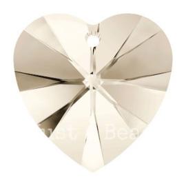6228  Xilion Heart Pendant