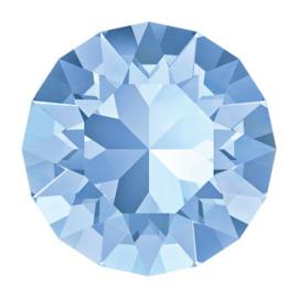 1088 Xirius Chaton puntsteen 6,10 mm / SS 29 light saphire F (211)