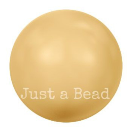 5810 8 mm Crystal gold pearl (001 296)