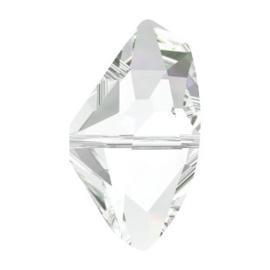 5556 Galactic Bead 13,5 x 24 mm crystal (001)