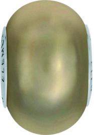 5890 BeCharmed 14 mm Crystal bronze pearl Steel (001 295)