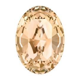 4128 Fancy Stone 14 x 10 mm Crystal Golden Shadow F (001 GSHA)