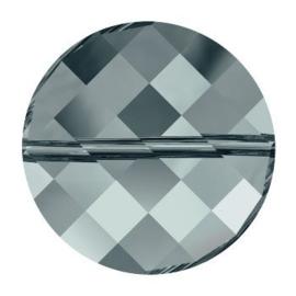 5621 twist bead 14 mm black diamond (215)