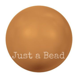 5818 6 mm Crystal copper pearl (001 159)