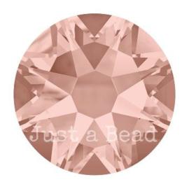 2058 plaksteen 2,2 mm / SS 7 Vintage rose F (319)