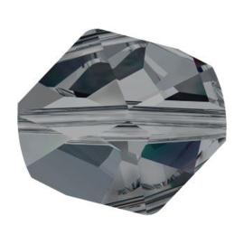 5523 Cosmic Bead 12 mm crystal silver night (001 SINI)