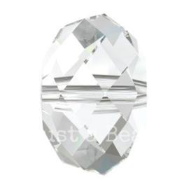 5040 kraal briolette 18 mm crystal (001)