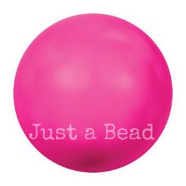 5817 8 mm Crystal neon pink pearl (001 NPPRL)