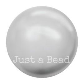 5818 8 mm Crystal light grey pearl (001 616)