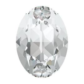 4120 Fancy Stone 18 x 13 mm Crystal F (001)