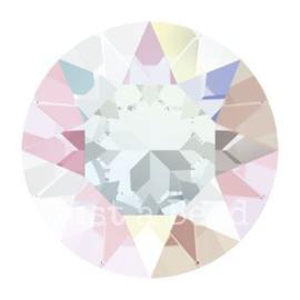 1028 Xilion Chaton puntsteen 8,7 mm / SS 40 Crystal AB F (001 AB)