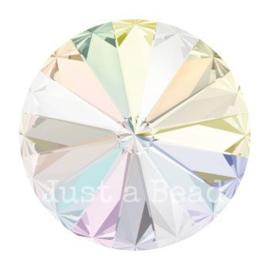1122 rivoli 16mm puntsteen crystal ab F (001 AB)