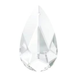 6100 hanger 24 x 12 mm crystal (001)