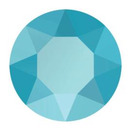 1088 Xirius Chaton puntsteen 6,10 mm / SS 29 turquoise  (267)
