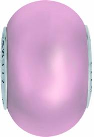 5890 BeCharmed 14 mm Crystal rosaline pearl Steel (001 294)
