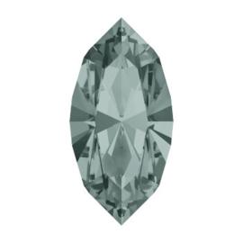 4228 Fancy Stone 5 x 2,5 mm Black Diamond F (215)