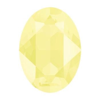4120 Fancy Stone 14 x 10 mm Crystal powder yellow  (001 PYEL)