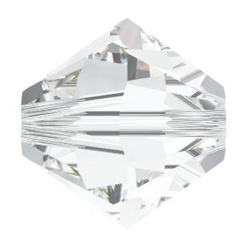 5328 biconische kraal 3 mm crystal (001)