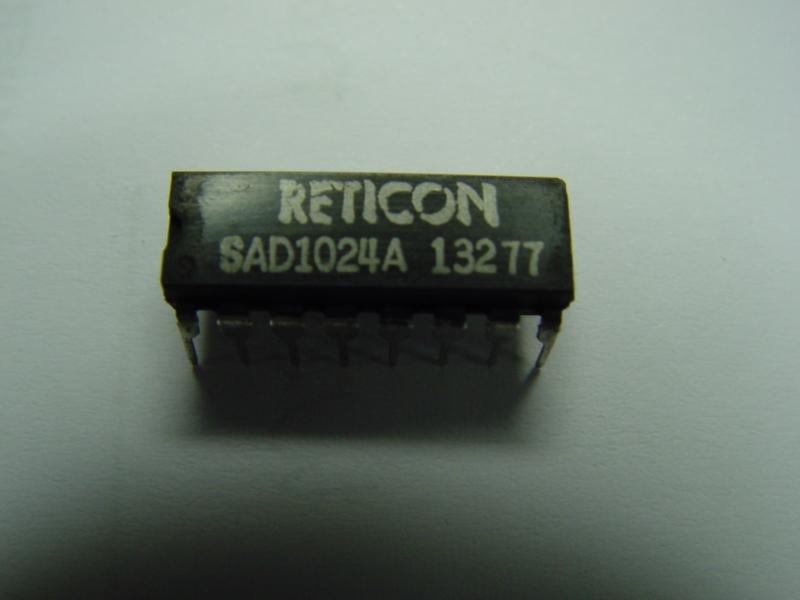Reticon SAD1024A Analog Delay Chip