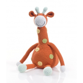 Pebble knuffel - Giraf