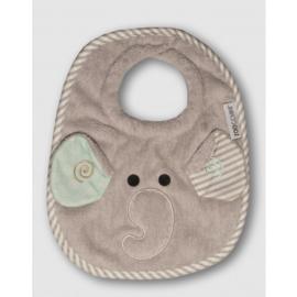 Babycadeau pakket-5 grijs zebra