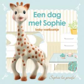 Sophie de Giraf baby voelboekje: Een dag met Sophie