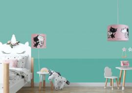 FIEP WESTENDORP wandlamp Pim en Pom roze Designed4kids