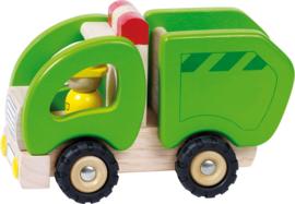 Goki vuilniswagen