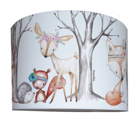 Hanglamp forest friends boho