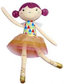 Ebulobo knuffel - Koorddanseres Betty