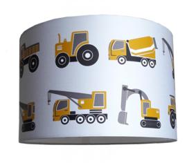 Kinderlamp voertuigen oker