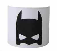 Wandlamp super hero