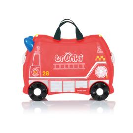 Trunki brandweerwagen Frank
