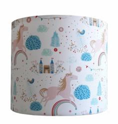Wandlamp unicorns & castles