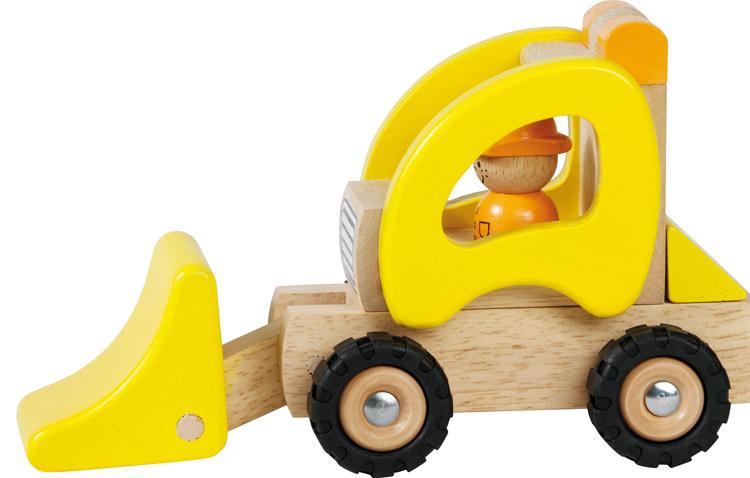 Goki bulldozer