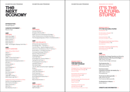 THE NEXT ECONOMY - CATALOG IABR–2016